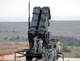 US Reportedly Withdrawing Patriot Missiles From Middle East
