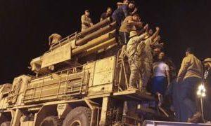 US says Russia sent jets to Libya 'mercenaries'