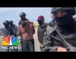 Venezuela Claims To Have Captured Two American Mercenaries Involved In Failed Invasion