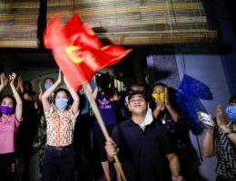Vietnam's COVID-19 political gains