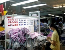 Vietnam's textile and garment industry hit hard by COVID-19
