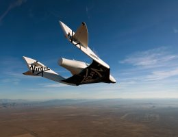 Virgin Galactic is partnering with NASA to develop supersonic point-to-point air travel