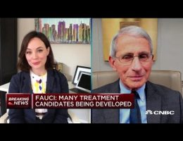 White House Health Advisor Dr. Anthony Fauci Warns Of 'Irreparable Damage' If Lockdowns Are Kept In Place For Too Long