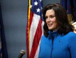 Whitmer extends Michigan's stay-at-home order until June 12
