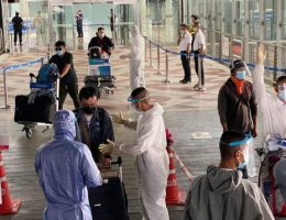 17 new Covid-19 cases in Thailand, all repatriated citizens from the Middle East