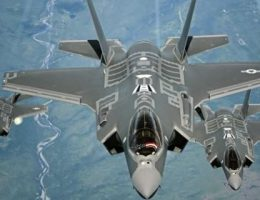 Air Force sends F-35s to Middle East to possibly deter Iran
