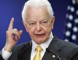 Amid push to remove Confederate monuments, little outrage over Robert Byrd's namesakes in home state