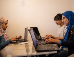 As COVID-19 accelerates digital transformation, is the internet safe for women in the Middle East?