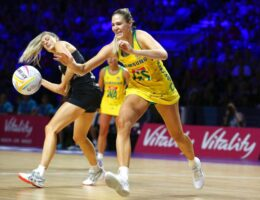 Australia enters 'compelling' bid to host 2027 Netball World Cup