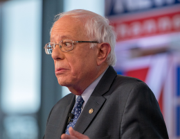 Bernie Sanders says 'ultra-rich' have been 'looting' America for 40 years