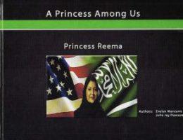 Book About The Saudi Arabian Ambassador HRH Princess Reema