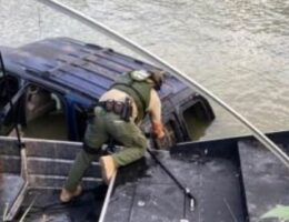 Border Patrol uncovers narcotics inside SUV driven into Rio Grande