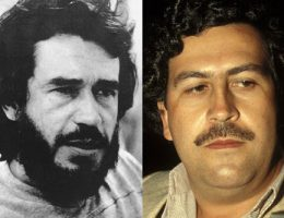 Carlos Lehder: Pablo Escobar's crime partner freed from US jail, deported to Germany