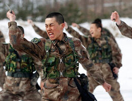China's Military Says Their Recruits Have A 'Masturbation' Problem