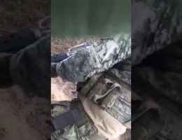 Chinicuila Michoacan: Video of the CJNG ambush confrontation, against Marina Sailors and National Guard elements