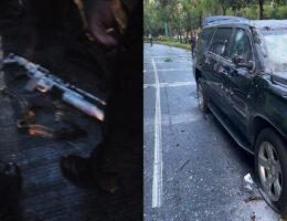 CJNG: Gunmen injure Mexico City police chief; 3 dead