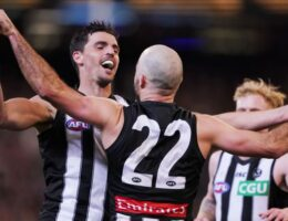 Collingwood and Geelong off to AFL's new Perth hub for round seven
