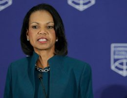 Condoleezza Rice: George Floyd's 'horrific death should be enough to finally move us to positive action'