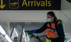 Coronavirus: Airport tests may provide 'early travel quarantine release'