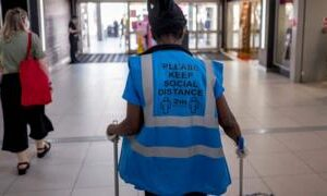 Coronavirus: Confirmed cases in UK fall to pre-lockdown level