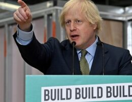 Coronavirus: Johnson sets out 'ambitious' economic recovery plan