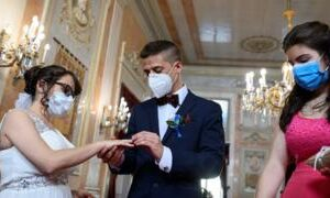 Coronavirus: New guidance for weddings in England
