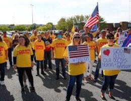 Coronavirus sickens Maryland 'reopen' protest organizer Tim Walters