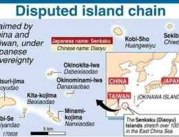 Could The Next Asian Military Flashpoint Be This China-Japan Island Dispute?