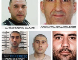 DEA Identifies the four top CJNG bosses
