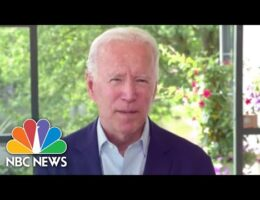 Democrat Presidential Candidate Joe Biden Responds To Reports Of Russian Bounties On U.S. Troops
