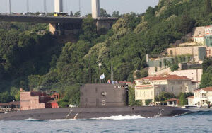 Did This Russian Submarine Violate The Montreaux Convention That Limits The Movement Of Naval Vessels Through The Bosphorus Strait?
