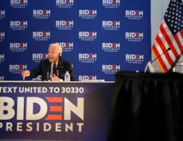 Dozens Of GOP Ex-National Security Officials To Support Biden For President