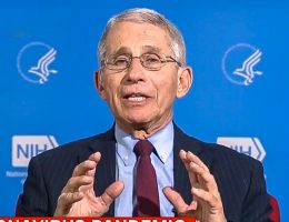 Dr. Fauci is concerned the 'anti-science problem' in the United States is putting people at greater risk