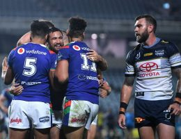 Eels 5-0 after comeback win over Panthers, Warriors down Cowboys