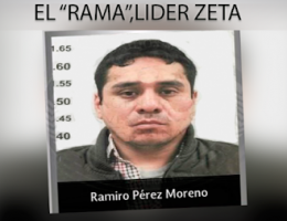 El Rama Zetas leader tells Semar human rights president is on the payroll
