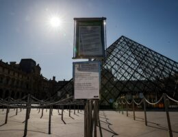 Five arrested in France over Middle East antiquities trafficking