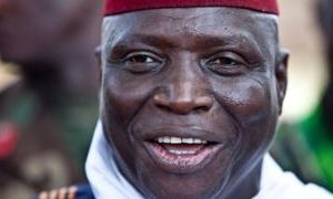 Gambian man charged in US with torture of coup plotters