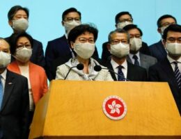 Hong Kong's high degree of autonomy in the balance