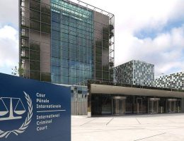 ICC members banned from entering United States