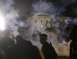 Iran, Russia, China, Turkey Are Celebrating The 'Collapse' Of The U.S.