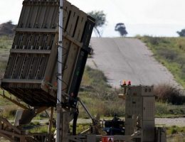 Israel to Supply Iron Dome Batteries to United States Army