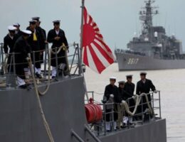 Japan seeking to use military force in Middle East waters: report