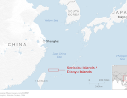 Japan's Decision To Change The Status Of Disputed Islands Raises Tensions With China