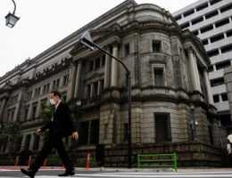 Japan's triple economic shock