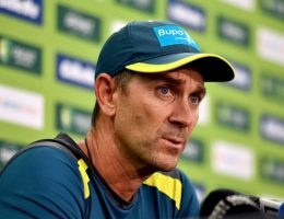Langer optimistic about England tour amid Cricket Australia's $40m budget cut