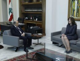 Lebanese judge bans media from interviewing US ambassador