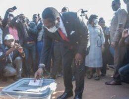 Malawi presidential election: Chakwera leading - MBC