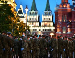 Many Russian Cities Cancel Victory Day Military Parades Over Coronavirus Fears