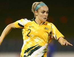 Matildas star Ellie Carpenter joins European heavyweights Olympique Lyonnais