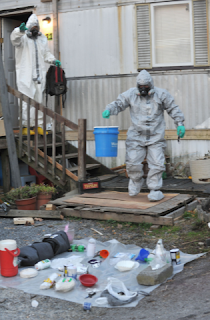 Mexican drug cartels are fueling the meth epidemic in Tennessee and Virginia